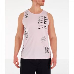 Nike x Nathan Bell Limited Edition Tank Top